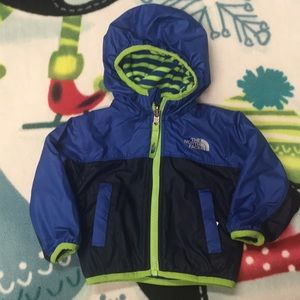 Boys The Northface Reversible Coat